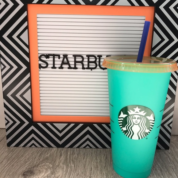 🧃Starbucks Color Changing Cup